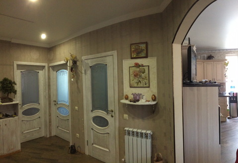 Дом с ремонтом и мебелью новый