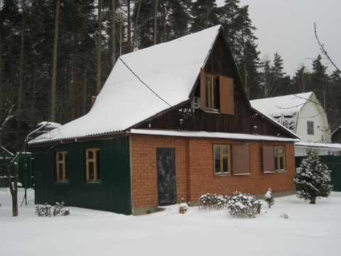 Дом 62 кв.м, Участок 6 сот. , Горьковское ш, 25 км. от МКАД.