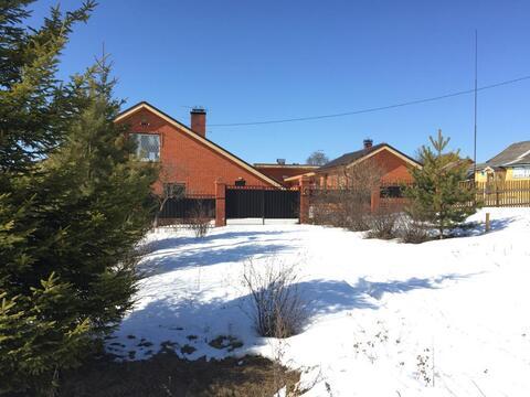 Продается кирпичный дом 132,4 км.м на участке 25 соток Дмитровский р-н