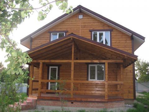 Дом дача Митяево