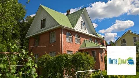 Дом в д Луговая площадью 170 кв.м