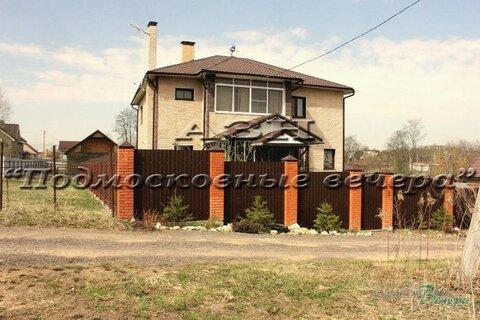 Ленинградское ш. 45 км от МКАД, Солнечногорск, Коттедж 300 кв. м