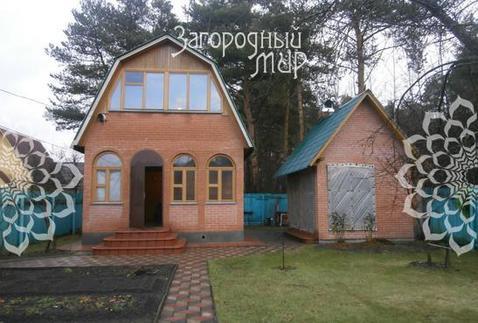 Дом в СНТ. Горьковское ш, 24 км от МКАД, Старая Купавна.