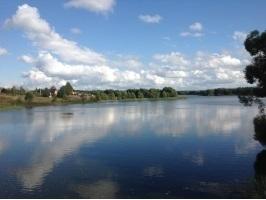 Недорогой участок у озера