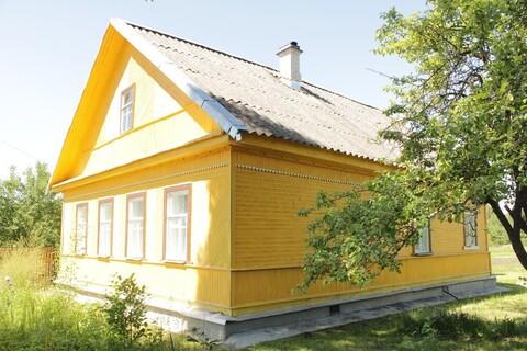 Дом на речке