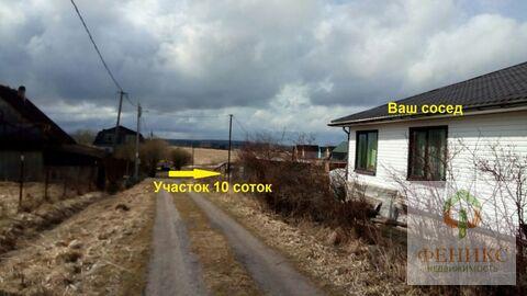 Ленинградская область, Ломоносовский район, д. Алакюля, 10 соток ИЖС