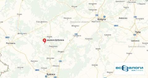 Земельный участок 1950280 кв.м, Калужская обл, д. Дубровка