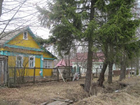 Дом 42 кв. м на участке в 9,6 соток в посёлке Уваровка.
