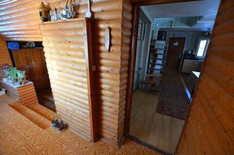 Дом с газовым отоплением, банькой с купелью, пропиской общей площадью .
