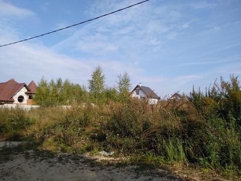 Участок 25 соток в Репниково, Чеховский район