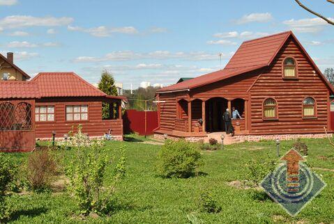 Дом и баня на участке 15 соток в с. Cовхоз Боровский у г. Балабаново