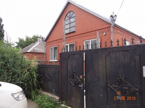 Дом в Новотитаровской