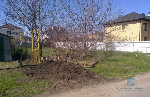 Продажа участка, Краснодар, Семёновская улица
