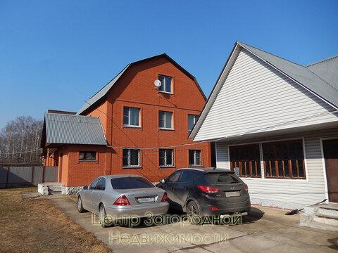 Дом, Осташковское ш, 8.5 км от МКАД, Беляниново, Беляниново. Дом в .