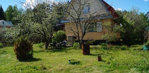Продается 2х-этажная дача 130 кв.м на участке 6 соток г. Наро-Фоминск,