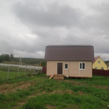 Дом 96 кв.м, Участок 8 сот. , Дмитровское ш, 50 км. от МКАД.