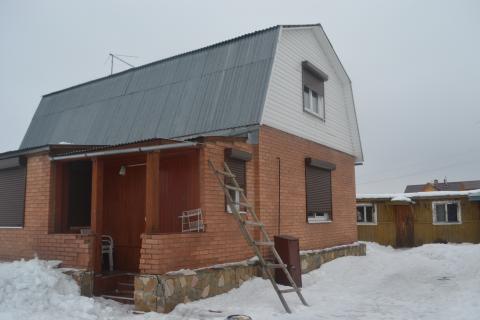 Дача в деревне Шилово