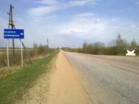 А52367: Дмитровское ш, 110 км от МКАД, Ермолино, участок 500000 соток