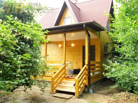 Продается дом в поселке Икша.