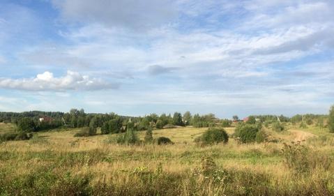 Продается участок земли 20 сот в д. Притыкино Рузский р.