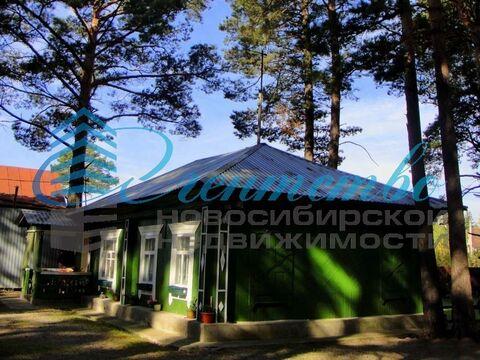 Продажа дачи, Кубовая, Новосибирский район, Зелёная