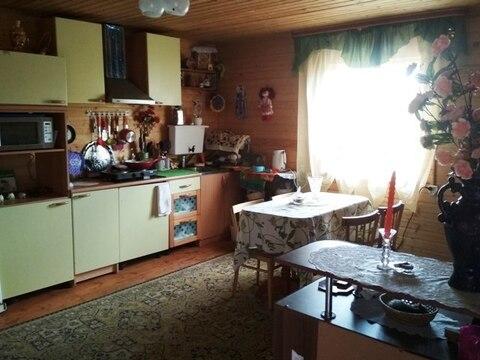 Дом в деревне Степановка