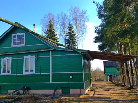 Дом 115 м/кв, участок 14 соток, г.Любань, Тосненский район