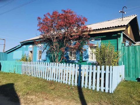 Продам дом в Усть-Балее