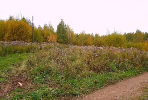 Продам земельный участок 26 соток в деревне Утечино.