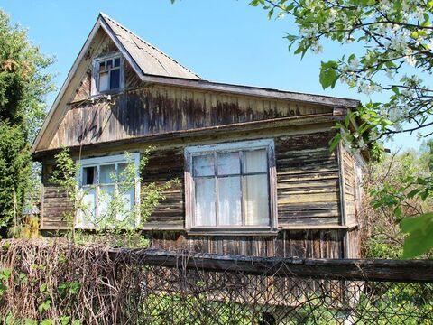 Продается дача площадью 50 кв.м. в садовом товариществе .