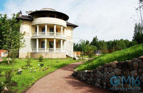 Роскошный особняк в 1,5 км от санкт-петербурга
