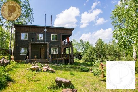 Отличный новый загородный дом 170 м2. в поселке
