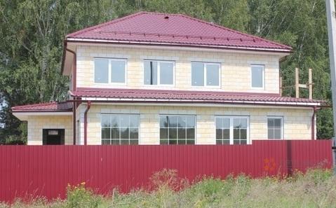 Продается отличный 2-этажный дом 190 кв.м.Чеховский район, д. Венюково