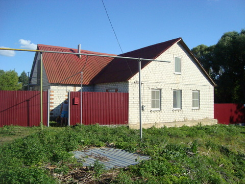 Дом в деревне Корочка, Беловский район