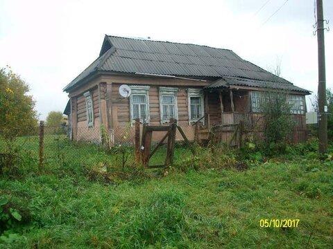Продается жилой дом на окраине деревни Серединское, ПМЖ.