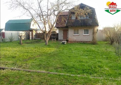 Дача 37 кв.м. на участке 5,6 соток, деревня Заречье