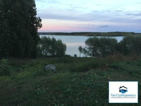 15 соток на 2 береговой линии Можайского Водохранилища, ИЖС