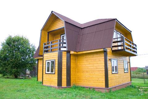 А54131: Новорижское ш, 65 км от МКАД, Новопетровское, дом 110 кв.м, .