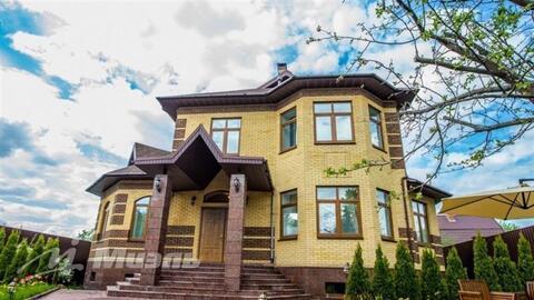 Продажа дома, Барвиха, Одинцовский район, Рублево-Успенское шоссе