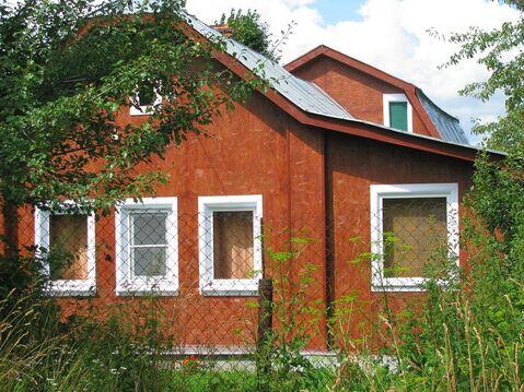 Бревенчатый дом-дача после полной реконструкции в Ивановской области