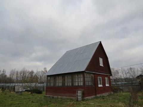Продам дом с участком в д. Нестерово Раменского района. знп, ЛПХ