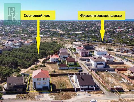 Продажа дома, Севастополь, Парижский б-р.