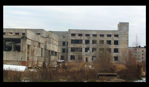 Объект незавершенного строительства на участке 1,95 Га в г. Тейково