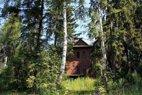 Дом в хвойном лесу 550 кв.м, Участок 30 сот, Ленинградское ш. 18 .