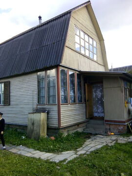 Дом в Новой Москве.