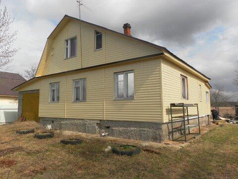 Кирпичный дом в д. Сорокино