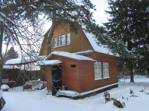 Дом, Новорижское ш, Волоколамское ш, 14 км от МКАД, Аникеевка. .