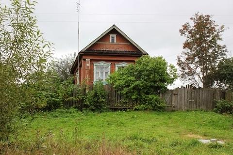 Дом в деревне Полбино