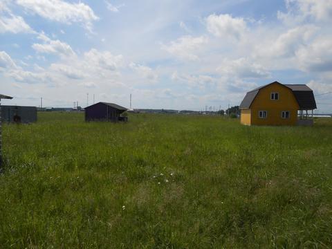 Продается участок 10 соток у леса в п.Панино, Раменский район