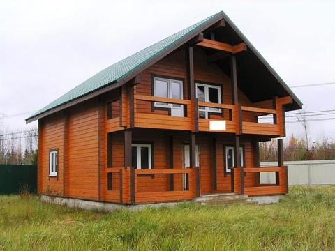 Дом 152 кв.м, Участок 7 сот. , Минское ш, 33 км. от МКАД.
